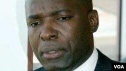 Ernesto Muangala, governador da Lunda Norte