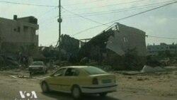 ВВС Израиля обстреляли военные объекты в Секторе Газа