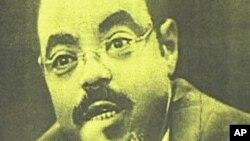 Picha ya kampeni ya Rais Meles Zenawi wa Ethiopia