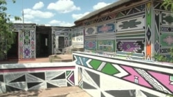 Ndebele Artist Popularizes Traditional Art