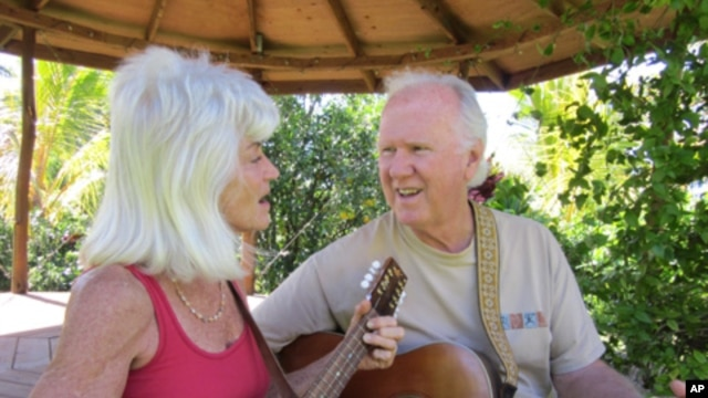 Laurie and Jake Rohrer's love of Hawaiian music has led them to spend their retirement preserving and promoting the work of native singers.