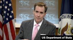 美国国务院发言人约翰·柯比
