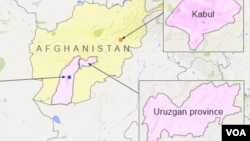 نوموړي وویل طالبانو تر ټولو ډېر کوښښ دا کاوه چې ارزګان ونیسي او حکومت په کې سقوط کړي خو ونه توانېدل.