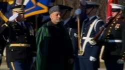 Karzai Makes His Case For Post-2014 US Assistance