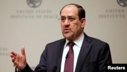 伊拉克总理马利基。