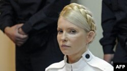 Bà Yulia Tymoshenko, cựu thủ tướng Ukraina