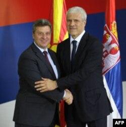 Predsednici Makedonije i Srbije, Đorđe Ivanov i Boris Tadić