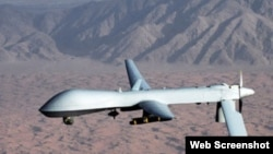 Müdafiə Nazirliyi: Ermənistanın pilotsuz uçan aparatı vurulub