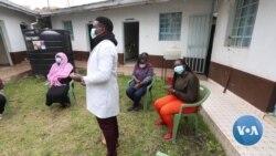 Kenyan Volunteers Work to Counter HIV Patients' COVID Misinformation