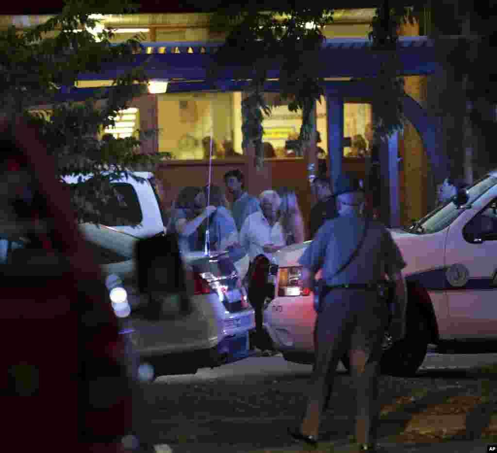 اخبار کے مطابق حملہ آور نے حالیہ دنوں میں قانونی طریقے سے اسلحے کی خریداری بھی کی تھی۔