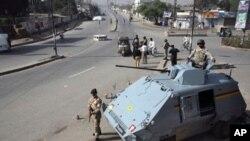 کوئٹہ : فائرنگ سے سات افراد ہلاک