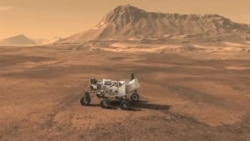 Curiosity Rover Bound for Mars