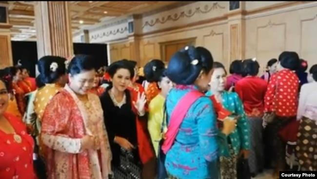 Suasana pendaftaran peserta di Sleman City Hall, Yogyakarta (foto: courtesy).