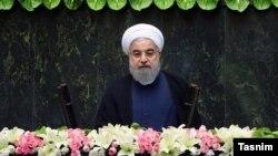 با مراسم سوگند حسن روحانی در مجلس، دوره جدید کار او آغاز شد.