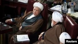 伊朗前总统拉夫桑贾尼出席会议