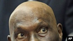 Ðương kim tổng thống Senegal Abdoulaye Wade