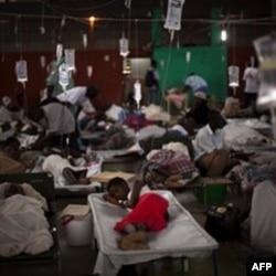 Oko tri i po hiljade ljudi preminulo je tokom epidemije kolere