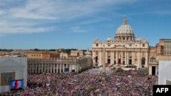 Ceremoniji beatifikacije u Vatikanu prisustvovalo je milion i po ljudi