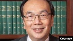 香港公民黨主席、資深大律師梁家傑