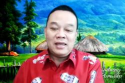 Dr Bambang Purwoko, Ketua Kelompok Kerja Papua UGM. (Foto: VOA/Nurhadi)