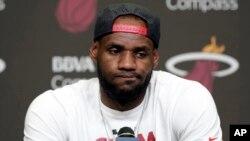 En sus cuatro temporadas en Miami, el Heat ha participado en cuatro finales, ganando dos.