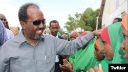 Presiden Somalia Hassan Sheikh Mohamud (foto: dok). Hassan Sheikh Mohamud termasuk dalam puluhan kandidat yang memperebutkan jabatan presiden, yang akan dipilih oleh anggota parlemen baru.