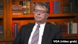 Robert Hend, politički savetnik u Helsinškoj komisiji američkog Kongresa