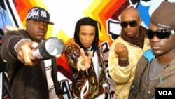Banda angolana de hip hop