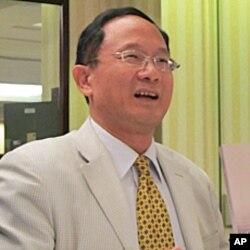 香港中文大学教授郑海麟