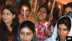 Women's Day In Pakistan