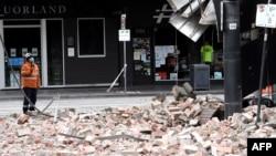 Australia Earthquake