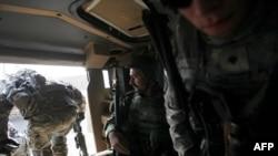 Američki vazduhoplovci u Avganistanu