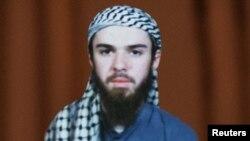 미국인으로 아프가니스탄 이슬람 무장조직 탈레반에 가담함 존 워커 린드.