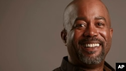 """Darius Rucker promotes his fourth country music album """"Southern Style"""" in New York, March 31, 2015."""
