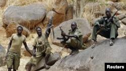 Des rebelles du SPLM-Nord