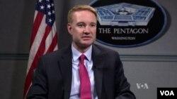Michael Carpenter saat masih menjabat sebagai Deputi Asisten Menhan AS di Pentagon (foto: dok).