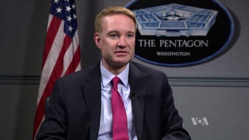 Mantan Pejabat Pentagon Desak AS Perhatikan Konflik di Ukraina