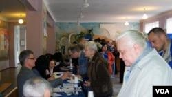 Голосування у Донецьку.