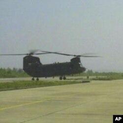 امریکی شنوک ہیلی کاپٹر
