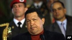 Predsednik Venecuele Ugo Čavez