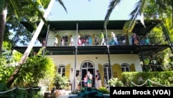 The Ernest Hemingway House