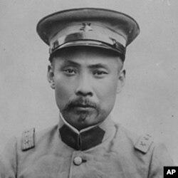 北洋军将领出身的段祺瑞