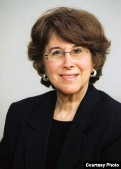 លោកស្រីបណ្ឌិត Roberta Cohen សហប្រធានកិត្តិយសនៃក្រុមប្រឹក្សានាយកនៃអង្គការគណៈកម្មាធិការដើម្បីសិទ្ធិមនុស្សនៅកូរ៉េខាងជើង (courtesy photo).