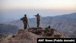 Çekdarên PKK'ê