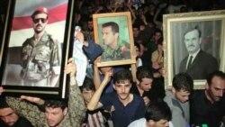 Suriyada Əsəd rejiminin zorakılıqları