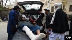 Al menos 50 personas murieron en un ataque suicida reciente en una celebración religiosa en Kabul el pasado 20 de noviembre de 2018 en Afganistán.