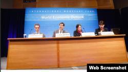 IMF發布2017年世界經濟展望