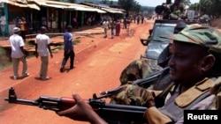 中非共和國增局勢仍然緊張