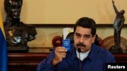 El presidente de Venezuela, Nicolas Maduro, pidió al presidente de EE.UU. Donald Trump detener la violencia en el país sudamerciano.