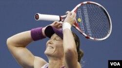 Samantha Stosur yang memenangkan US Open tahun lalu terjungkal dari Australia Terbuka (foto:dok).